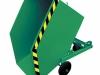 Kastenwagen ohne Einführtaschen für Gabelstapler