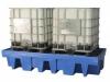 PE-Auffangwanne 2 IBC-Container
