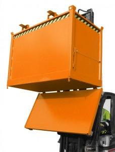 Klappbodenbehälter FB-2000 für Stapler