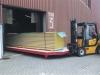 Stapler-Transportwagen / Gabelstapler-Tender