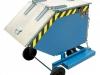 Stapler-Kastenwagen mit Einführtaschen und Deckel