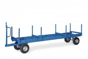 Transportwagen für Langmaterial