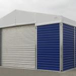 Mobile Leichtbauhallen bieten vielfältige Optionen für die Erweiterung der Kapazitäten