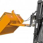 Hydraulische Stapler-Schaufel vom TYP BSE-H 240
