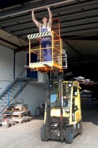 Arbeitskorb SIKO-M für Gabelstapler